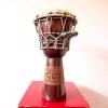Comment jouer tambours africains
