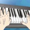 Comment jouer un une échelle mineure sur le piano