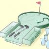 Comment jouer au golf potable