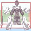 Comment jouer gardien au hockey