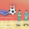 Comment jouer au soccer intérieur