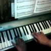 Comment jouer juste struttin long sur le piano