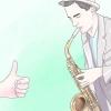 Comment jouer du saxophone alto