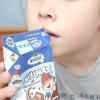 Comment pop un carton de lait à l'école