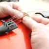 Comment positionner le pont sur un violon, alto, violoncelle ou contrebasse