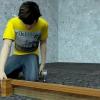 Comment verser un plancher de garage