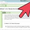 Comment présenter partir d'un navigateur dans prezi