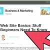 Comment publier un site web sur votre propre nom de domaine