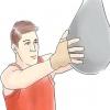Comment percer un sac de vitesse