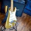 Comment ranger une guitare électrique