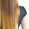 Comment mettre en chignon de cheveux en utilisant un gel de cheveux