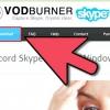 Comment enregistrer les appels skype