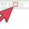 Comment redline un document dans microsoft word