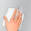 Comment supprimer une dent d'un réfrigérateur en acier inoxydable