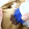Comment enlever les taches d'encre de suède
