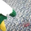 Comment faire pour supprimer l'huile maquillage à base de votre tapis
