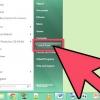 Comment supprimer des programmes (windows 7)