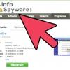 Comment supprimer les logiciels espions