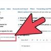 Comment faire pour supprimer la ligne de signature de votre e-mail