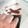 Comment supprimer teinture à bois à partir de verre