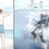 Comment sauver un noyade victime actif
