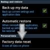 Comment réinitialiser votre téléphone android