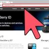Comment réinitialiser votre mot de passe sur votre blackberry z10