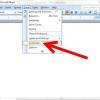 Comment restaurer les paramètres d'usine dans microsoft word