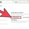 Comment faire pour restaurer iphone à partir icloud