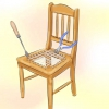 Comment riempie une chaise