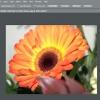 Comment faire pivoter une image dans photoshop