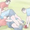 Comment ruck dans un match de rugby