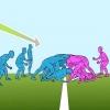Comment se attaquer au rugby tout le monde qui tourne à vous