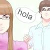 Comment dire belle fille en espagnol