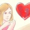 """Comment dire """"je te aime"""""""