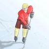 Comment marquer en hockey sur glace