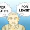 Comment vendre votre maison en utilisant une option de location