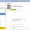 Comment envoyer un message instantané sur skype (mac)