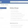 Comment envoyer des messages sur facebook