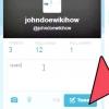 Comment partager les tweets de twitter à facebook sans applications externes