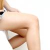 Comment se raser les jambes hors de l'eau