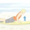 Comment se tenir debout sur une planche de surf