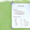 Comment faire pour démarrer un club de voiture