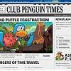 Comment commencer une guerre boule de neige sur club penguin