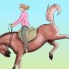 Comment arrêter un cheval qui cherche à inverser