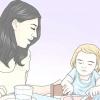 Comment arrêter l'allaitement d'un bambin