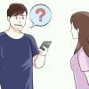 Comment parler à une fille en envoyant