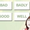 Comment utiliser mauvais ou mal et le bien ou bien