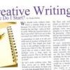 Comment écrire de manière créative