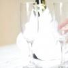 Comment verser un verre de champagne